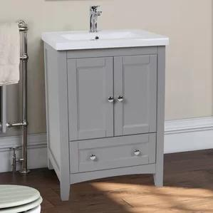 Danville 24 Single Bathroom Vanity Set by Elegant Lighting