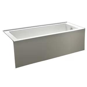 Aqua Eden 60 x 30.7 Soaking Bathtub by Kingston Brass