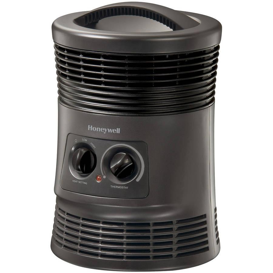 Honeywell 360 Surround Heater, Black, HHF360VWM