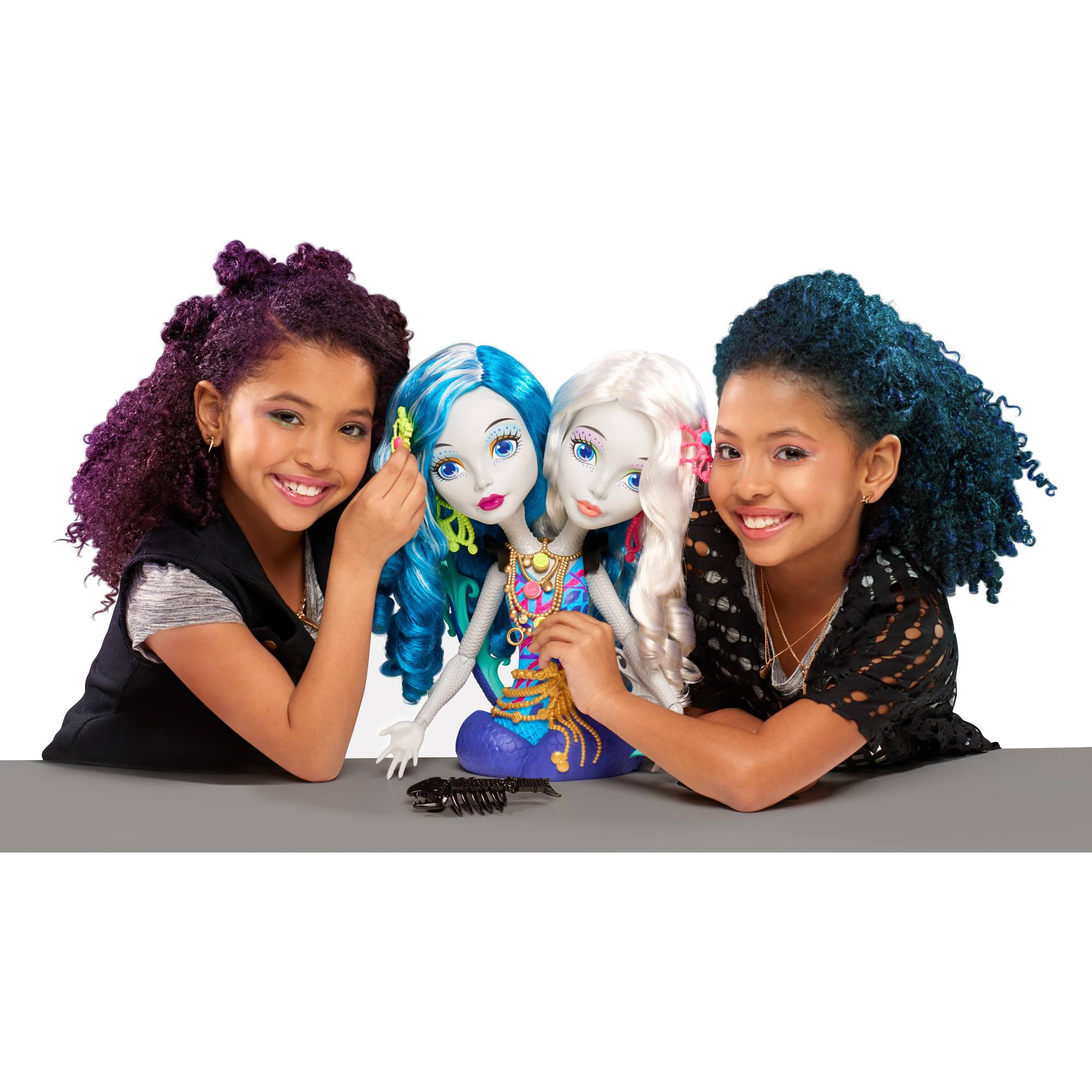 Great savings and offers incommunities - Monster High Peri And Pearl Serpentine Styling Head