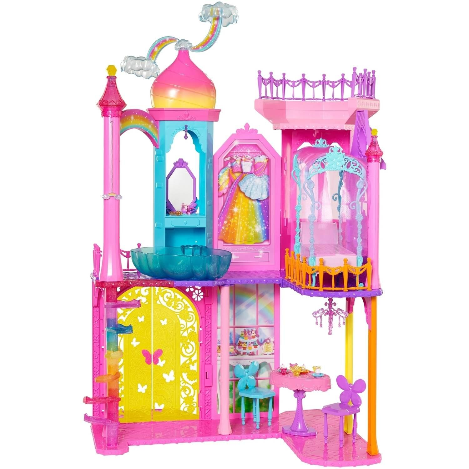 barbie rainbow cove princess castle playset - Halloween Mart Coupon Code