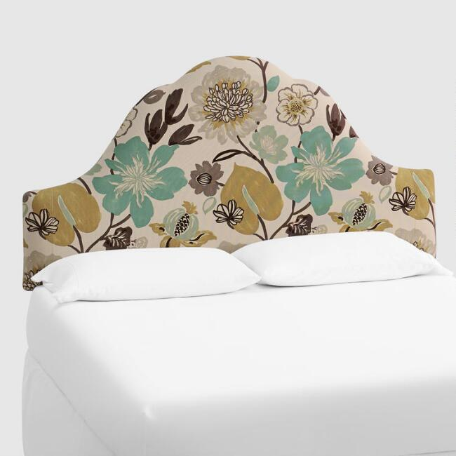 Gorgeous Pearl Elsie Upholstered Headboard Join World Market Explorer. get 15% off your first purchase! Join World Market Explorer. Get 15% off your first purchase! Account Support Account Support