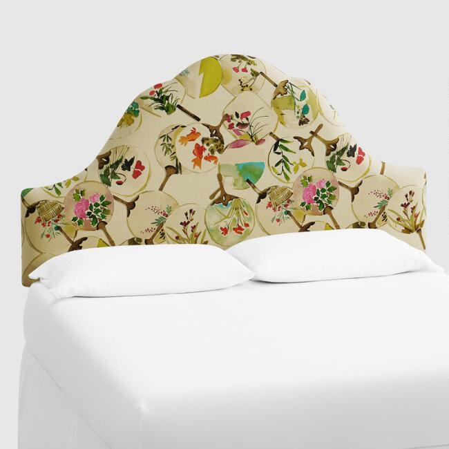 Mia Elsie Upholstered Headboard Join World Market Explorer. get 15% off your first purchase! Join World Market Explorer. Get 15% off your first purchase! Account Support Account Support