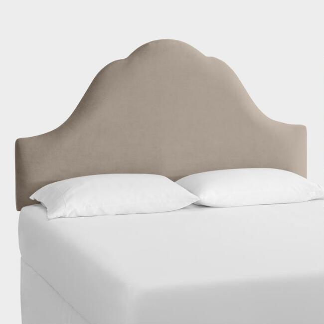 Velvet Elsie Upholstered Headboard Join World Market Explorer. get 15% off your first purchase! Join World Market Explorer. Get 15% off your first purchase! Account Support Account Support