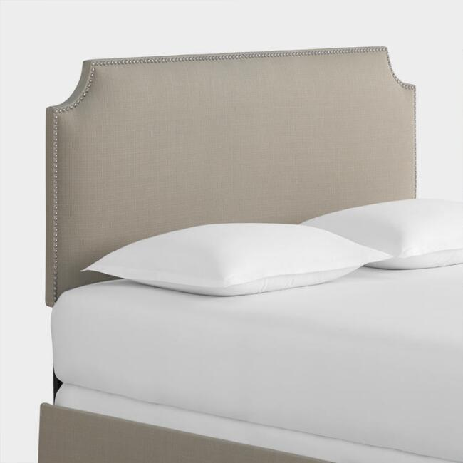Textured Woven Caiden Upholstered Bed Join World Market Explorer. get 15% off your first purchase! Join World Market Explorer. Get 15% off your first purchase! Account Support Account Support