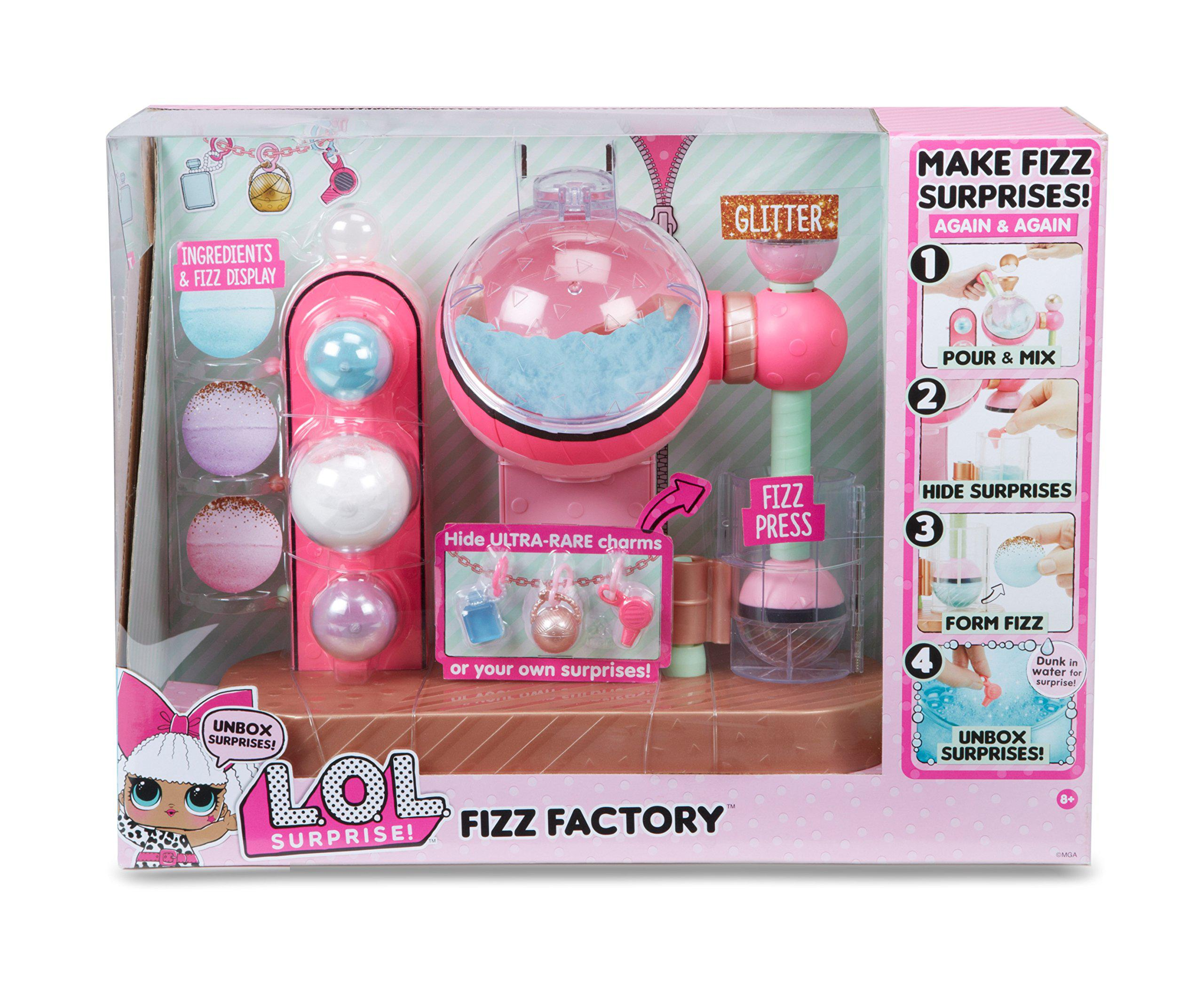 L.O.L. Surprise Fizz Factory