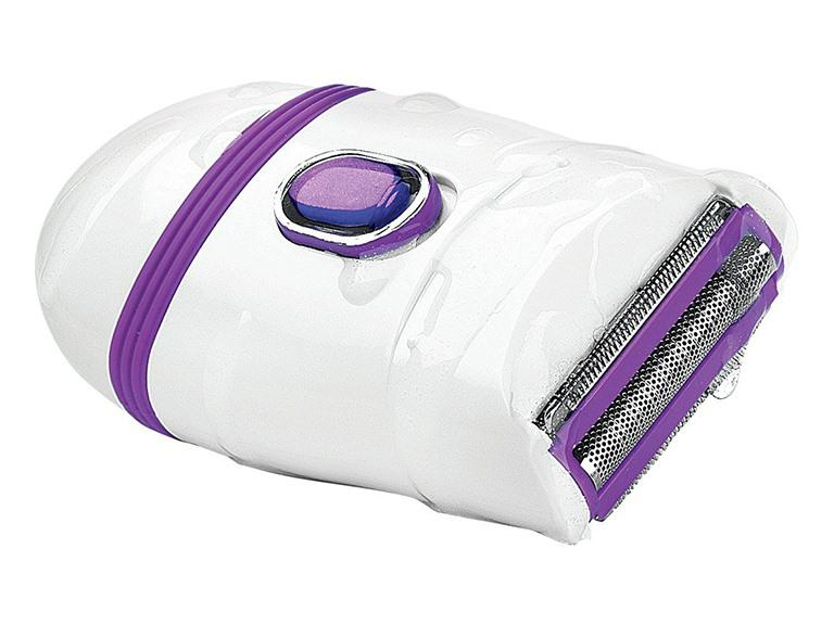 Lady Shaver with Cleaning Brush